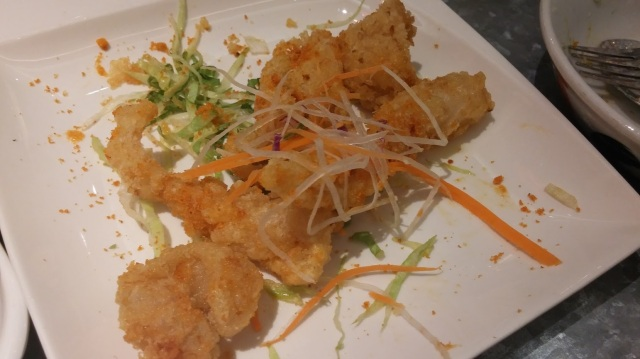 20150811 Spicy Fried Squid